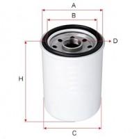 Масляный фильтр вилочного погрузчика TOYOTA