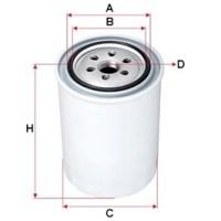 масляный фильтр для вилочного погрузчика NISSAN TB42