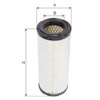 Воздушный фильтр внутренний для вилочного погрузчика NISSAN