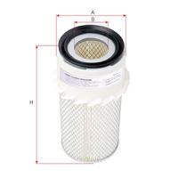 Воздушный фильтр для вилочного погрузчика TOYOTA 5 серии