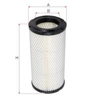 Воздушный фильтр для вилочного погрузчика TOYOTA