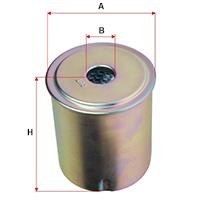 Фильтр гидравлический для вилочного погрузчика Toyota